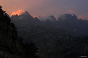 (Photo Courtesy Peter Fenda via Flickr) Albanian Mountains