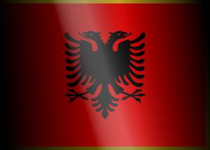 (Photo Courtesy Kosovo Future Maker via Flicker) Albanian Flag