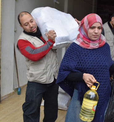 New report shows refugees' employment hurdles