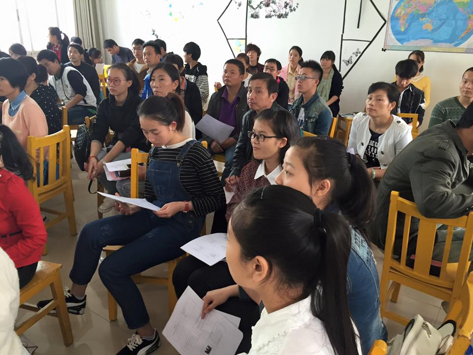 Ethnic minorities bringing the Gospel home