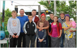 The Ceban family had a heart for orphans, and thanks to help from FARMS and their partner ministry, they were able to raise the funds to adopt.