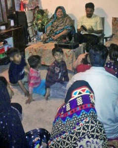 FMI_Pakistani Christians on Easter morning