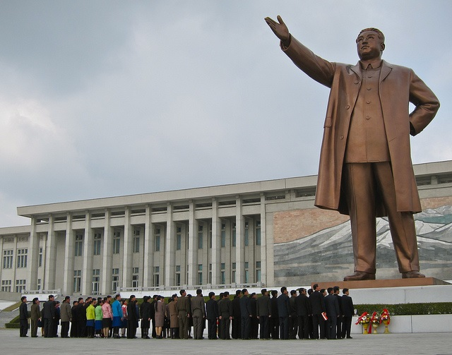 Bringing Christmas to North Korea