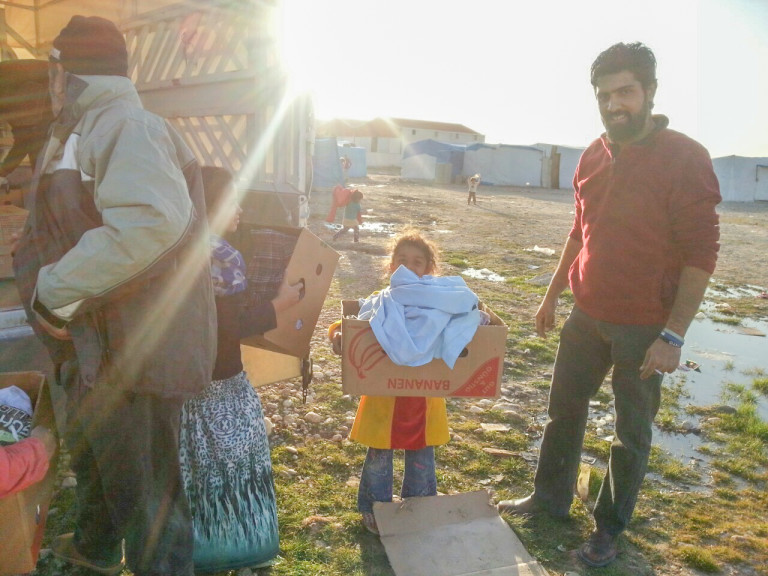 Fallujah refugees are coming to Christ