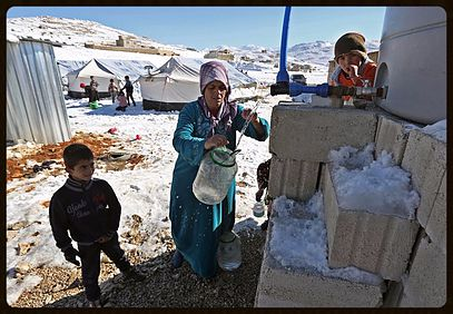 Syrian Refugees causing strain in Lebanon