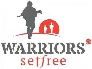 Logo courtesy of Warrior Set Free.