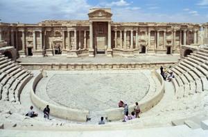Wikipedia_Palmyra theater