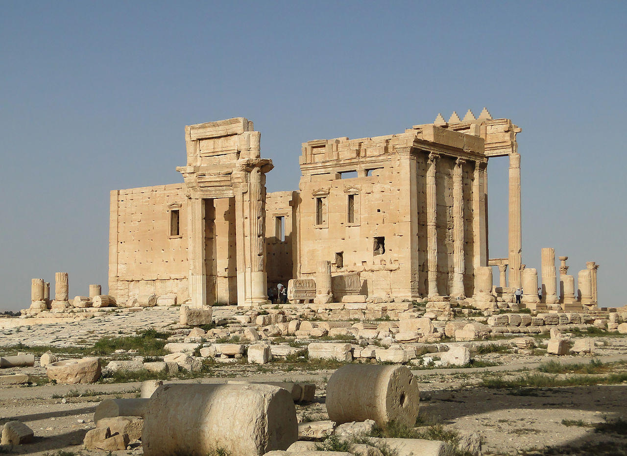 Palmyra battle intensifies as Syrians come to Christ