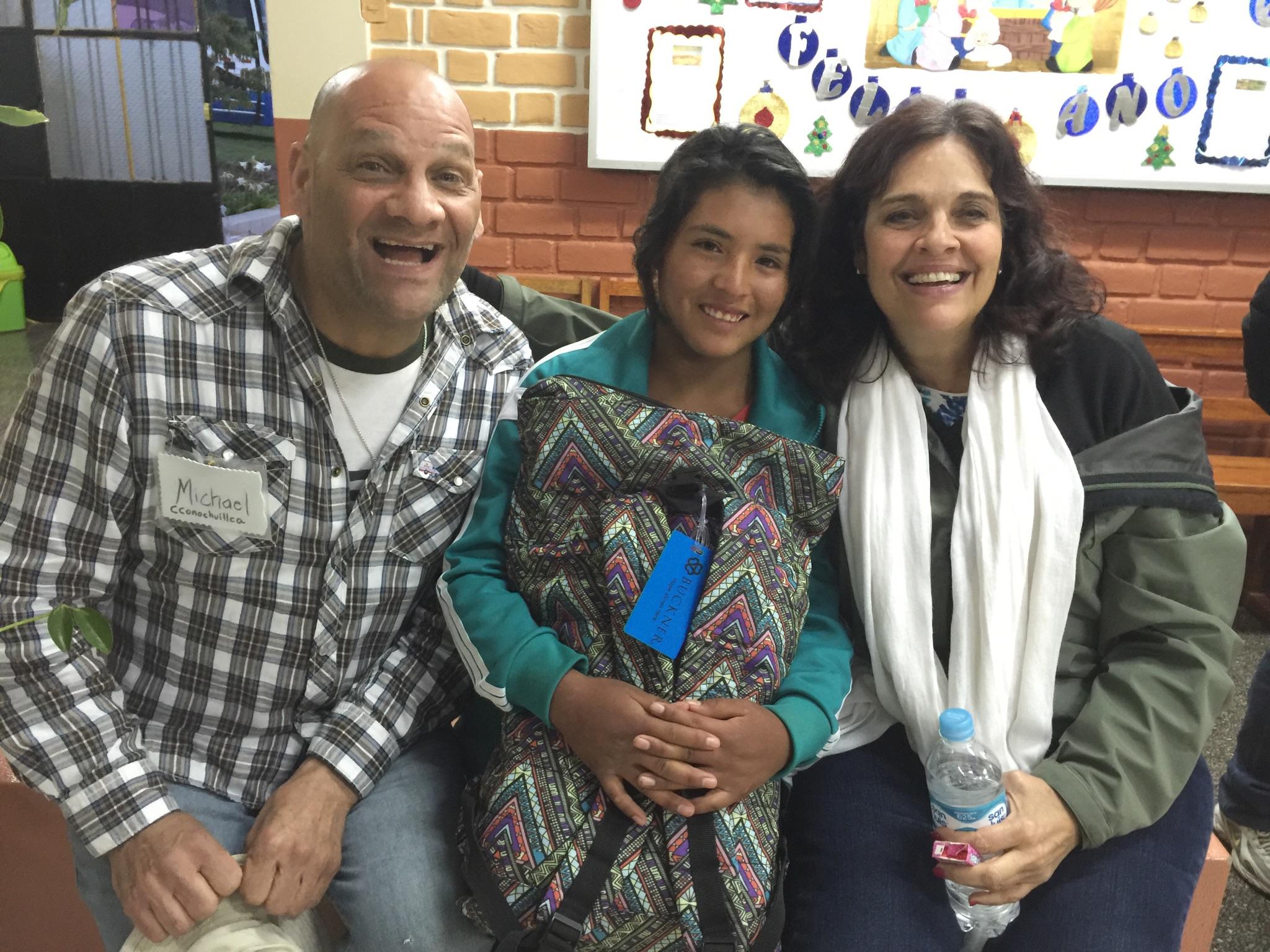 Buckner mission trip reveals power of love