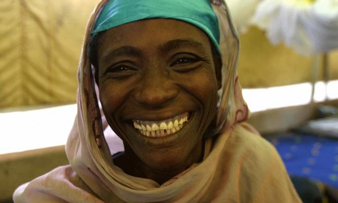 Frontiers team sowing Gospel seeds among Muslim Hazani people