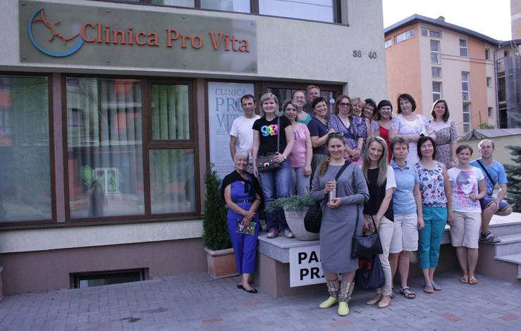 Romania: finding the LIFE-Giver