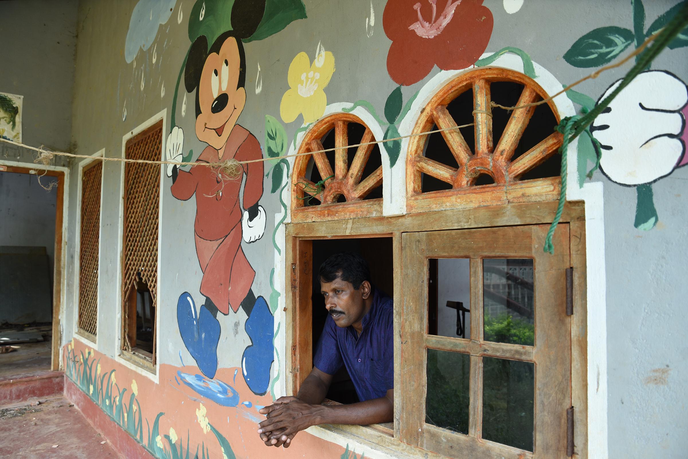 Sri Lanka ministry: Abandoned, but not forgotten