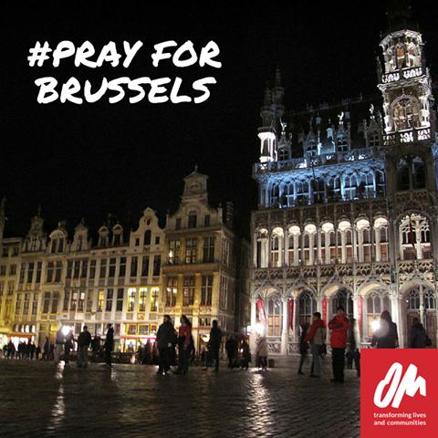 Mission team safe, stranded in Brussels