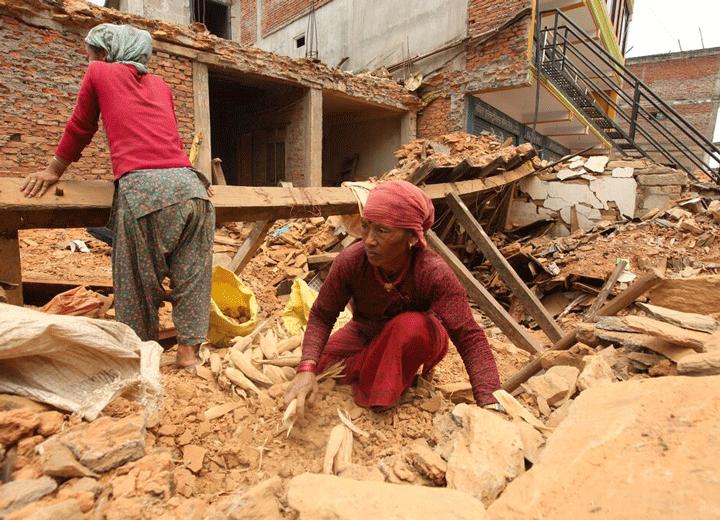 Nepal earthquake anniversary triggers reflection