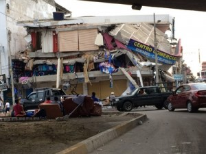 April 16, 2016 earthquake, Ecuador