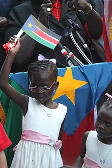 South Sudan: Back to the future