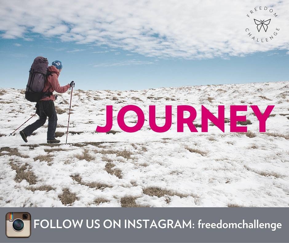 Ending slavery with the Freedom Challenge