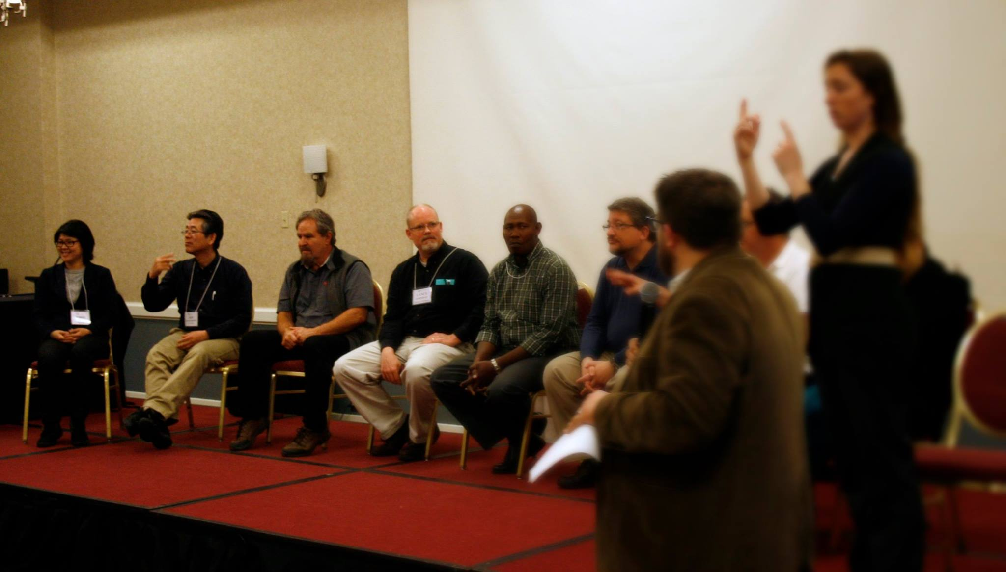 A FOBAI first: reaching the Deaf for Christ