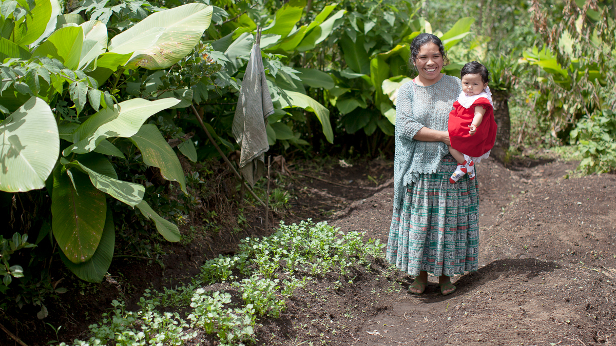 Reaching 2 Million Moms with Hope for Children in Guatemala