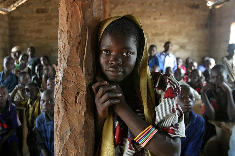 Education gives vulnerable children hope for a better future