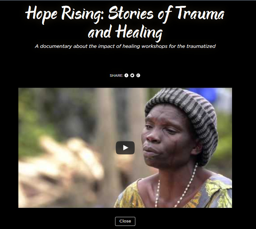 Trauma healing: a new missions focus