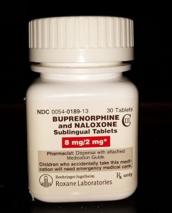 Opioids, though widely-prescribed, are unsuccessful in treating survivor guilt. (Wikimedia Commons)