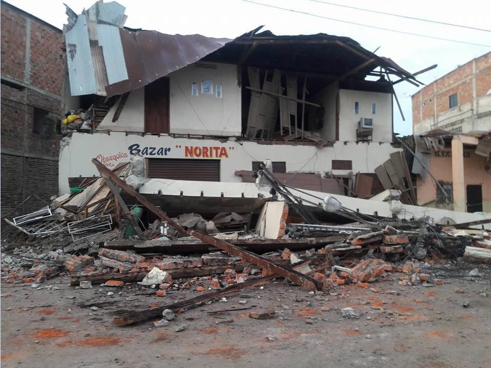 Ecuador hiking taxes to fund quake rebuild