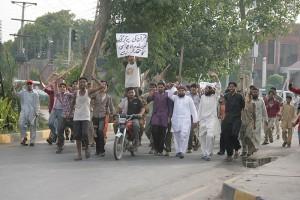 pakistan mob