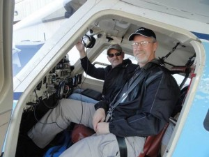 (Photo/Caption Courtesy SMAT via Facebook) Meet your pilots!! JAARS pilots Mike Mower and Ken Van Weerdhuizen will be headed to Michigan for the SMAT Community Days event on June 25-26. They will be your pilots for the $25 airplane rides in the JAARS Helio Courier.