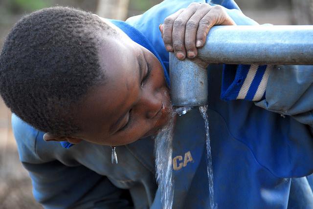 Water shortage in rural Kenya spurs violence and disease