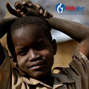 Kids Alive works in South Sudan to rescue abandoned children living on the streets. (Photo courtesy of Kids Alive via Facebook).