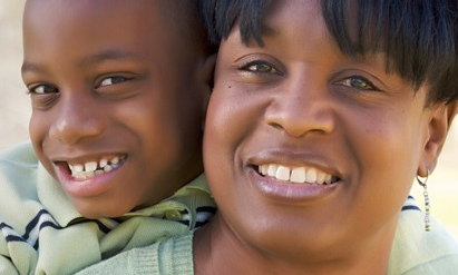 May: National Foster Care Month.