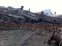 (Photo courtesy China Aid/ Island Head Church demolition)