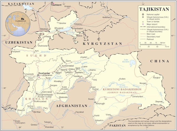 Tajikistan: security crackdown catches all in the dragnet
