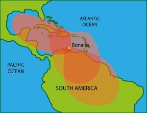 (Map courtesy TWR)