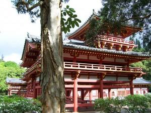 Buddhist temple (Photo courtesy of Harold Cecchetti via Flickr)