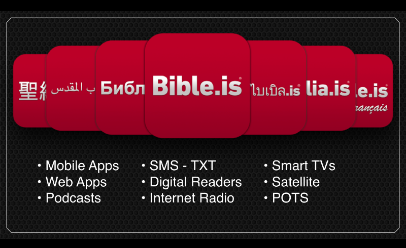 Data Transmission Breakthrough Means More Bible App Access