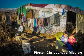 Refugees: Building Bridges