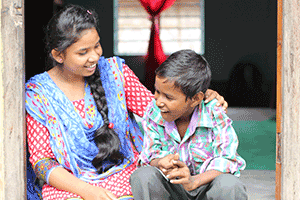Dare to hope: International Widow's Day