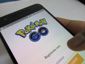 (Photo Credit: Eduardo Woo via Flickr) Pokemon Go app