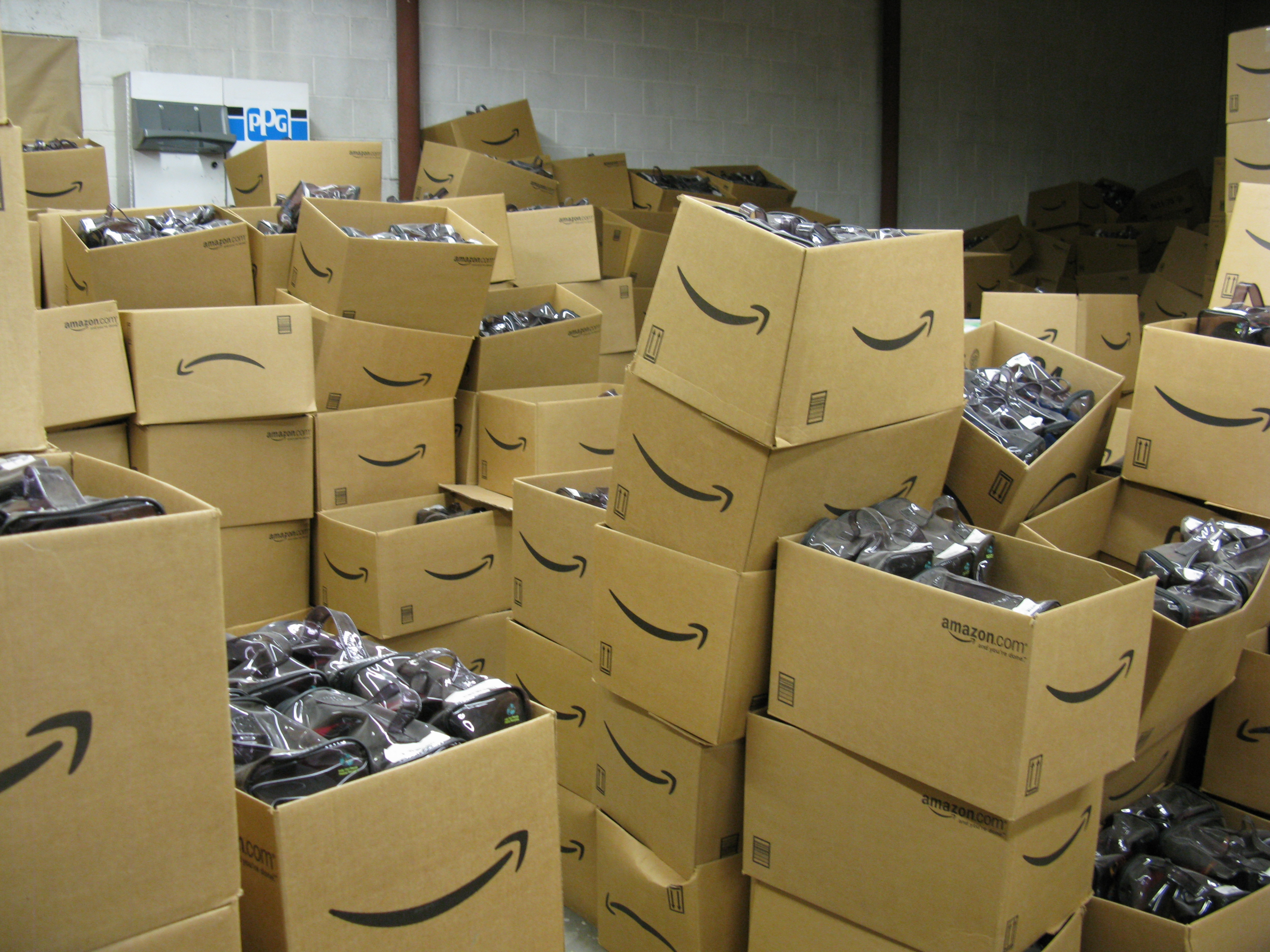 Amazon Smile: an easy way to give