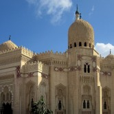 Muslim mosque in Alexandria, Egypt (Photo courtesy of David Stanley via Flickr)