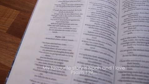 Accessible Bible brings God's Word to those with learning disabilities