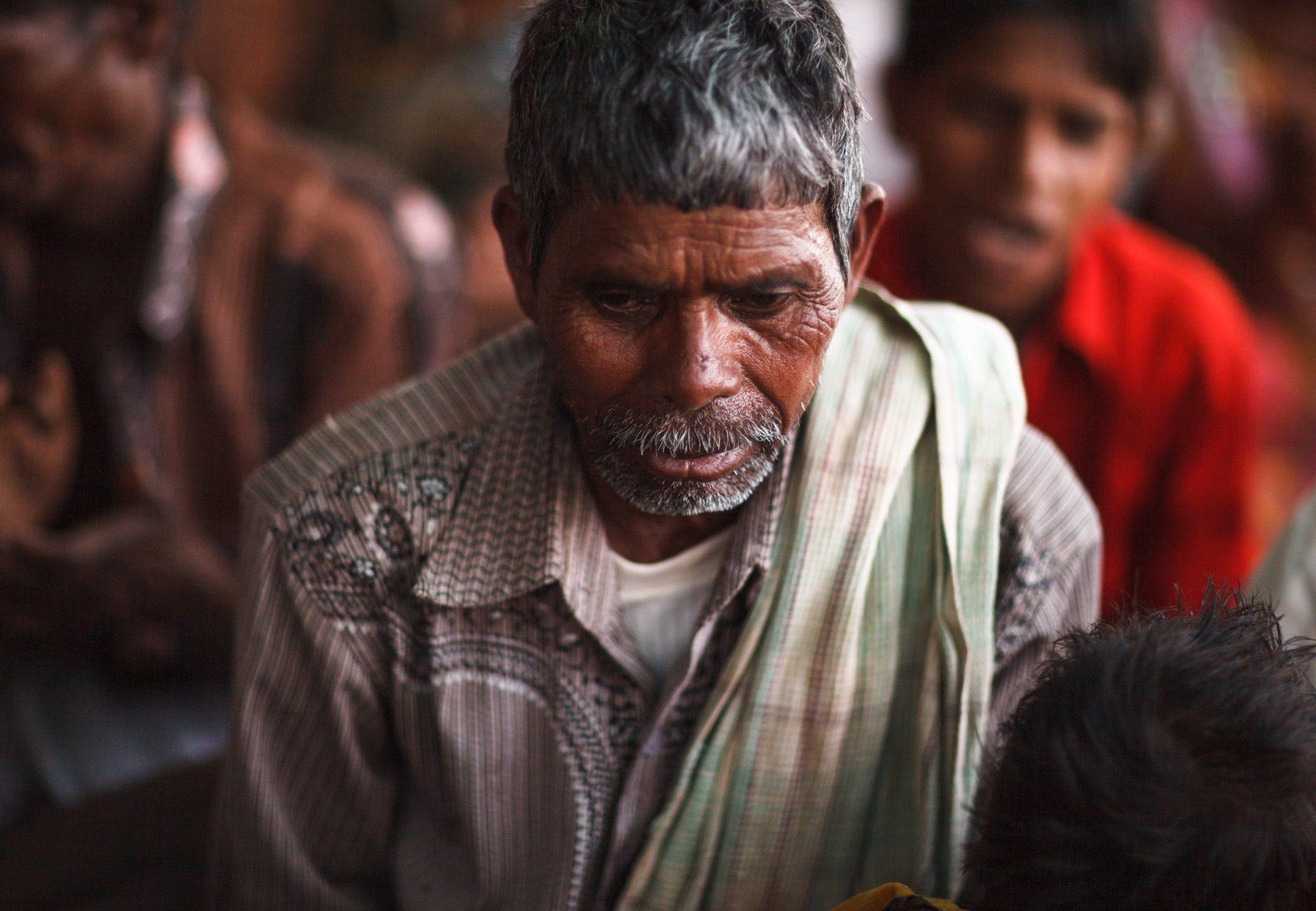 Congregation, women, children beaten in east India village