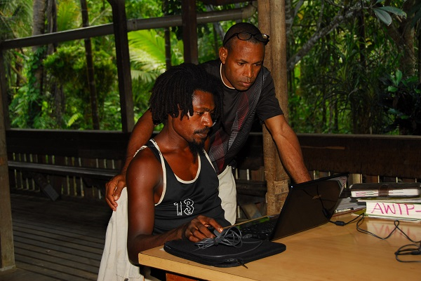 Technology multiplies Bible translation efforts in Papua New Guinea