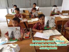 World Missionary Press rises to challenges in Indonesia