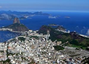 Rio de Janeiro, Brazil (Photo courtesy of Ramon Llorensi via Flickr)
