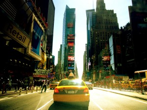 (Photo Courtesy Kaysha via Flickr) New York City