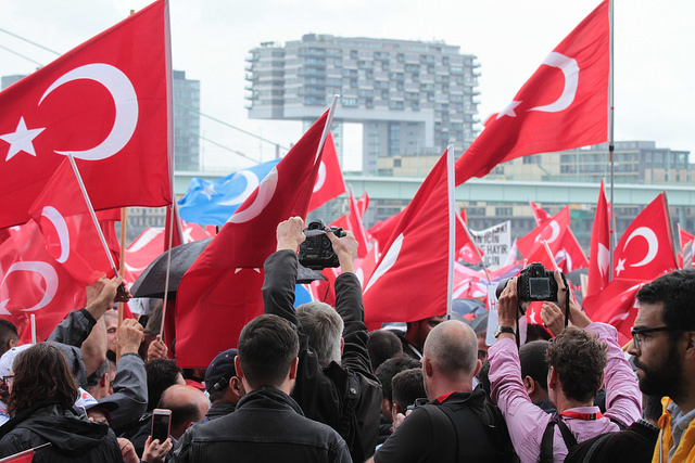 Political arrests and child indoctrination in Turkey