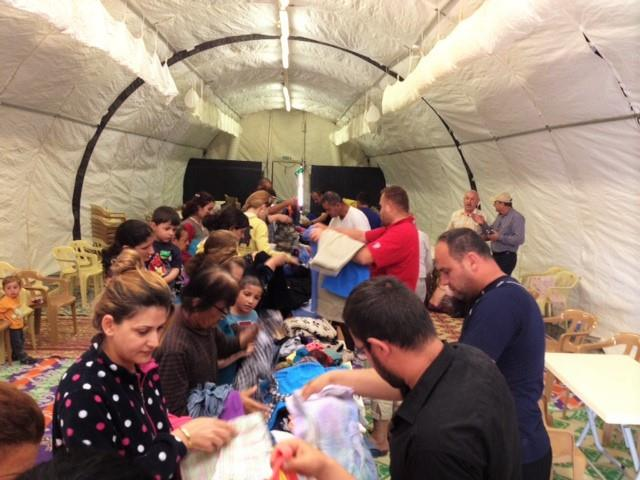 Refugee crisis: a burden too big for human hearts